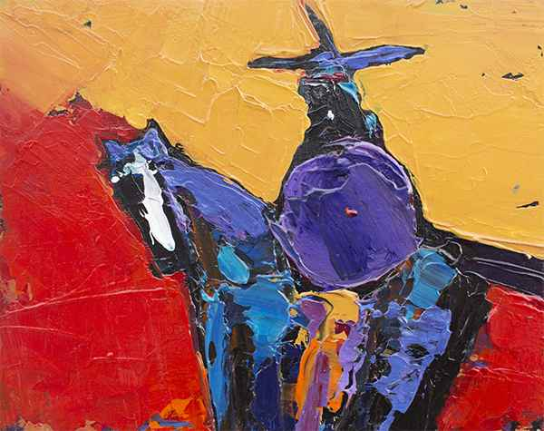 Small Apache by  Ray Tigerman - Masterpiece Online