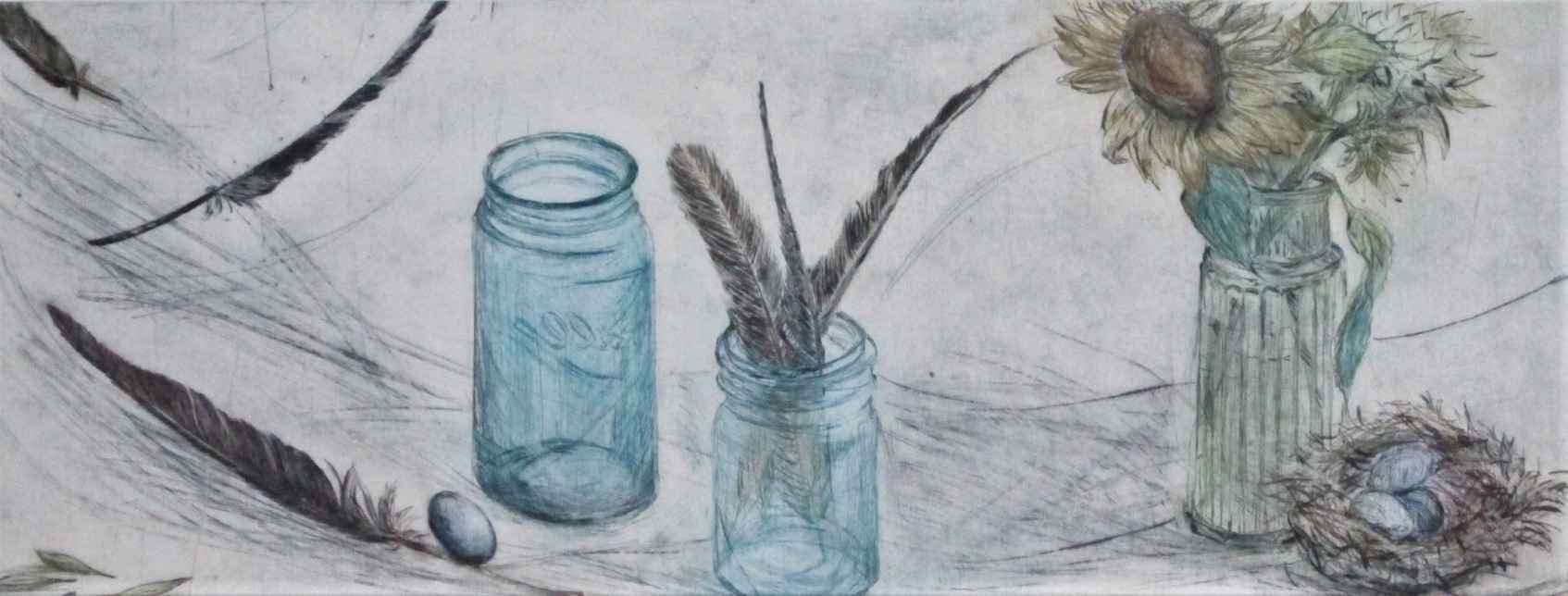 Studio Still Life by  Jani Hoberg - Masterpiece Online