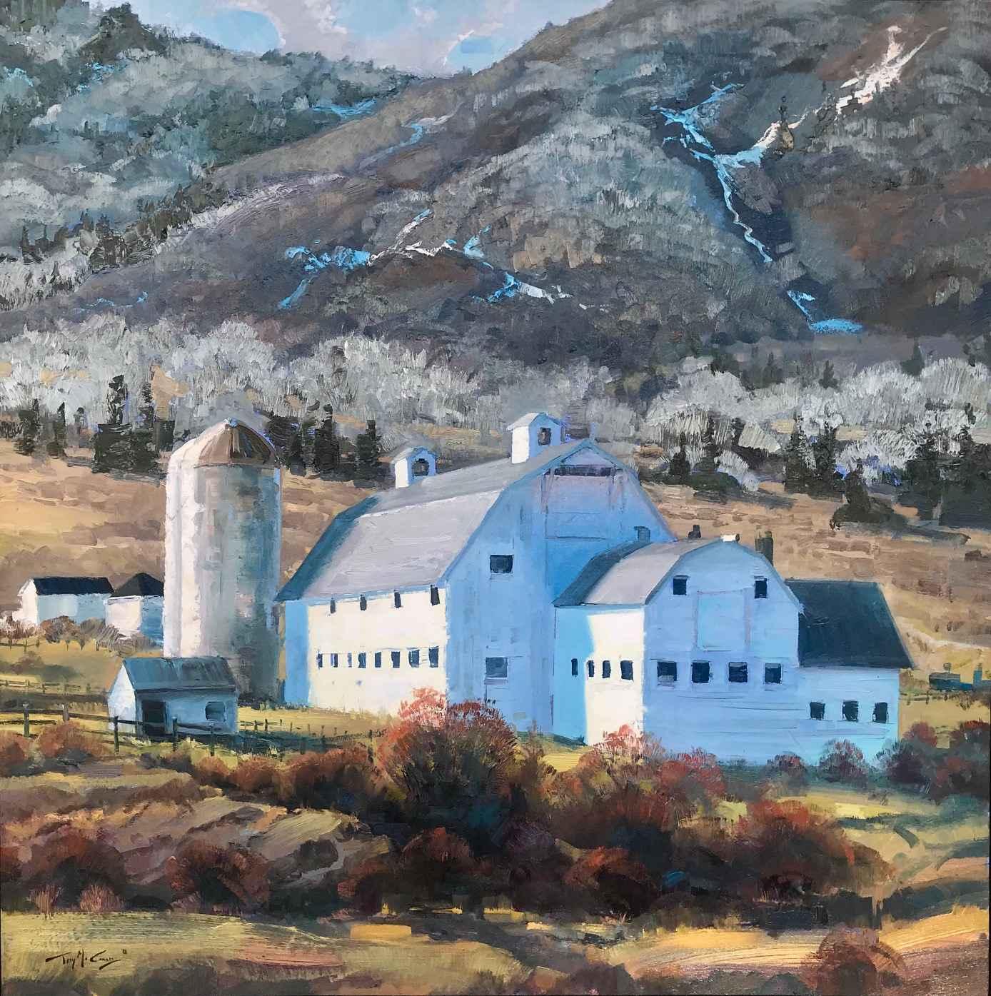 Lasting Homestead by  Trey McCarley - Masterpiece Online