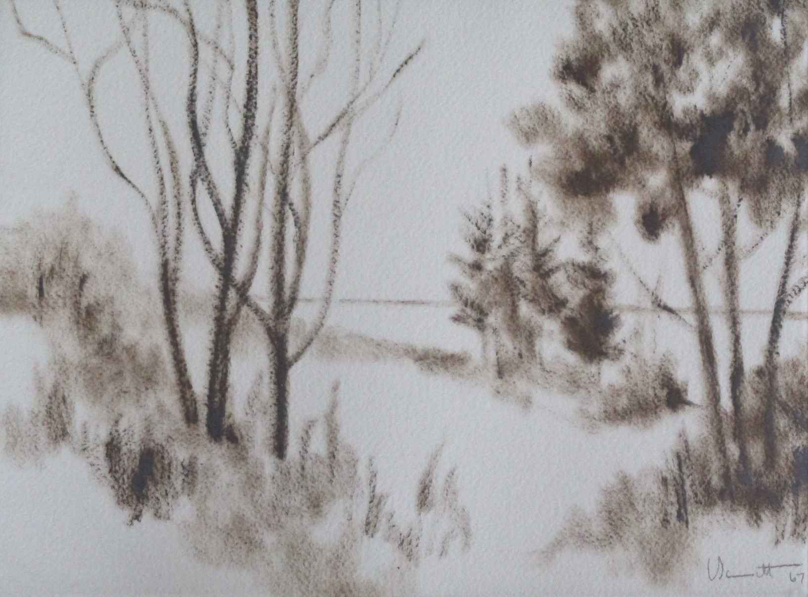 Untitled (meadow) by  Eugene Bennett - Masterpiece Online