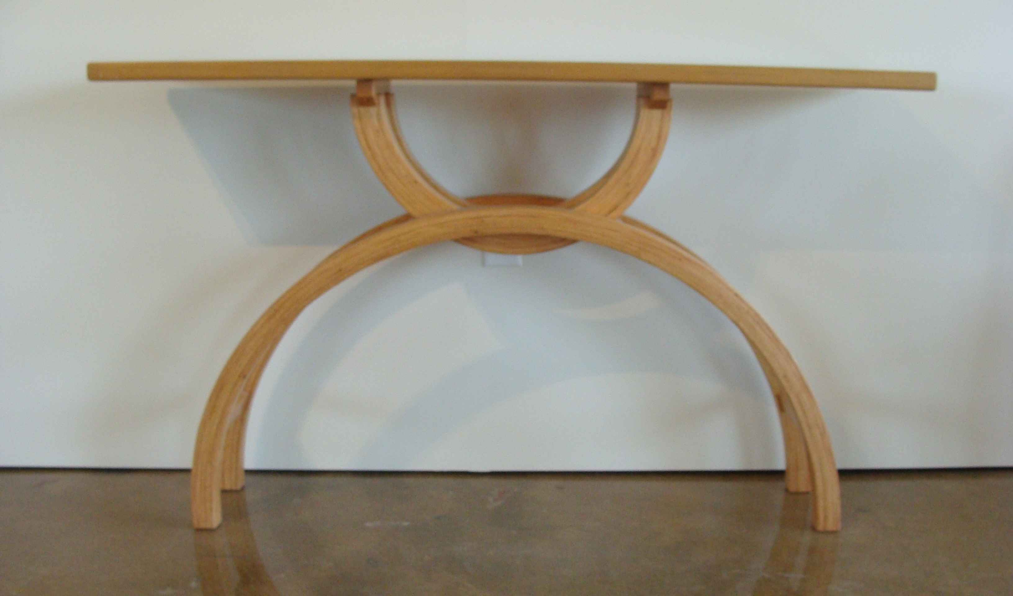 Arch Table by Mr. Nathan Hatch - Masterpiece Online