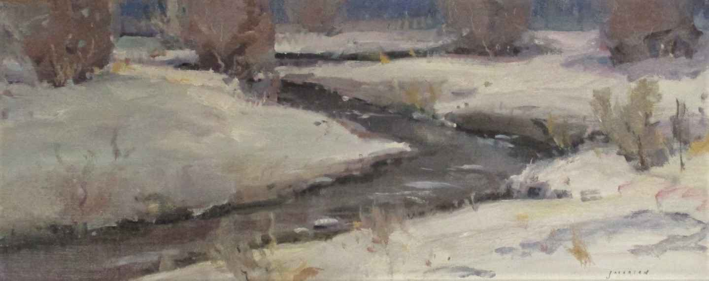 Winter by  Eric Jacobsen - Masterpiece Online
