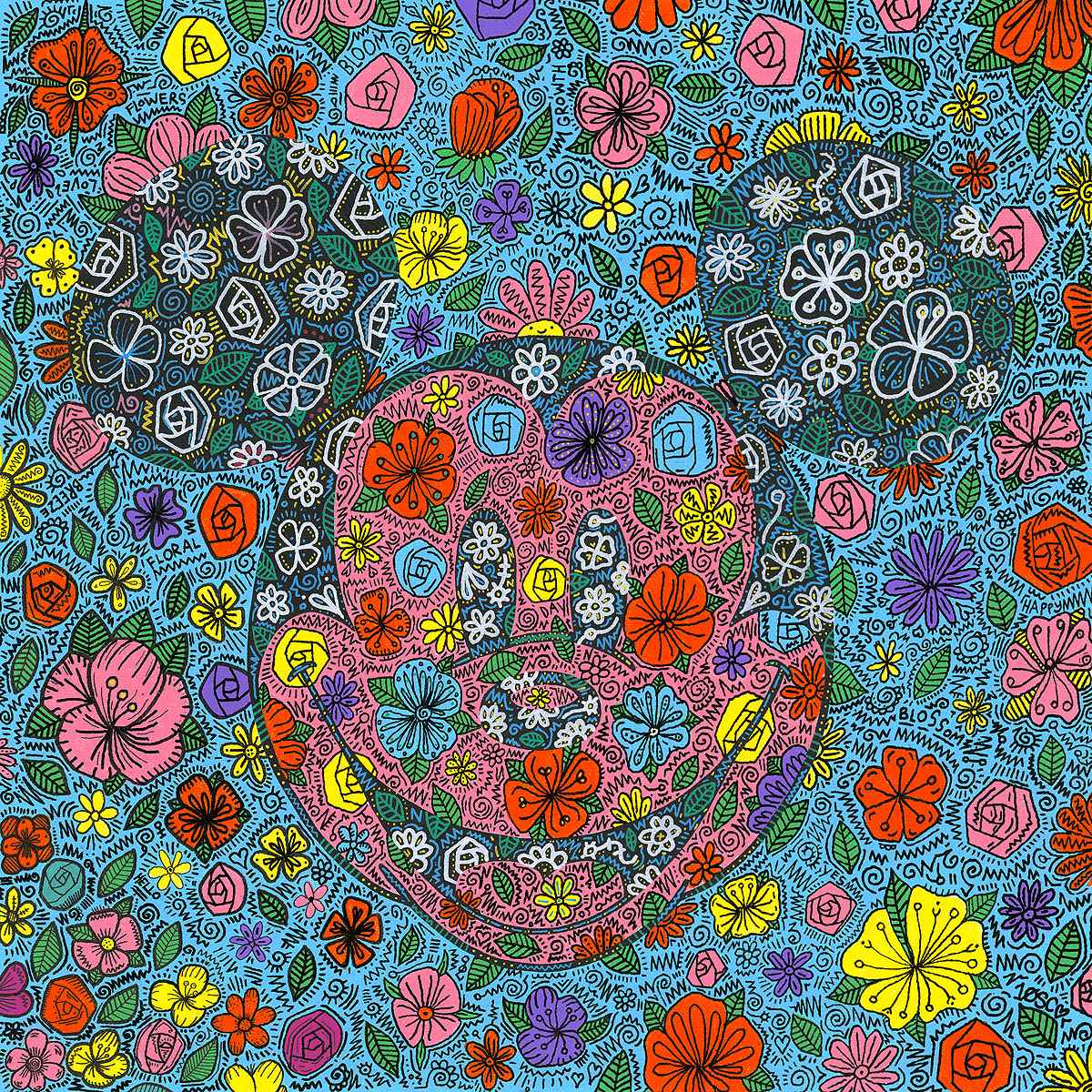 City OF Flowers by  Tennessee Loveless - Masterpiece Online