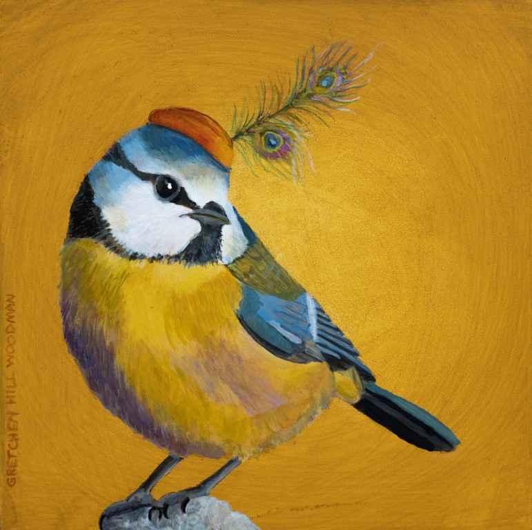 Avery by  Gretchen Woodman - Masterpiece Online