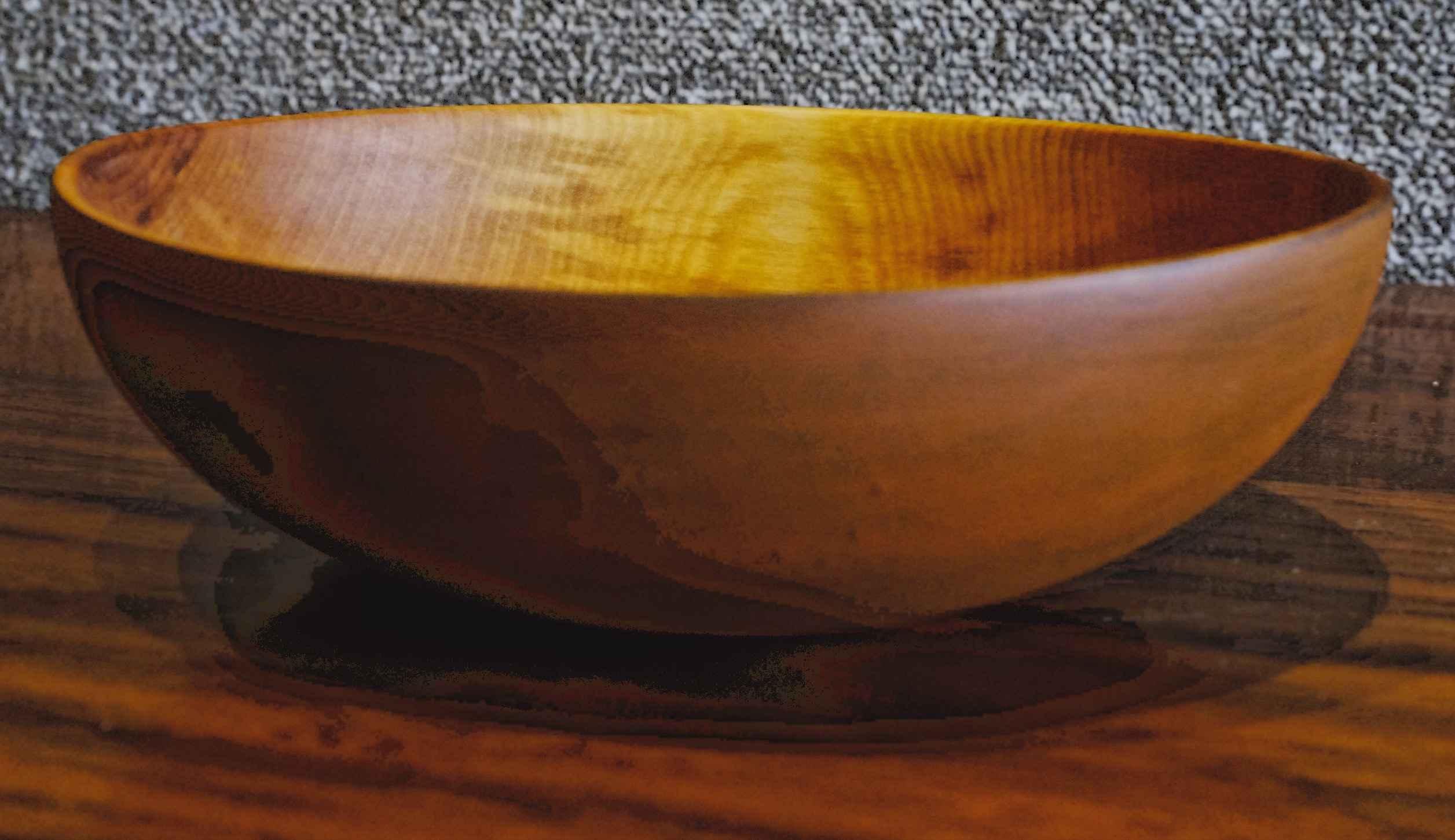 Birch Bowl #559 by Mr. Santiago Tolman - Masterpiece Online
