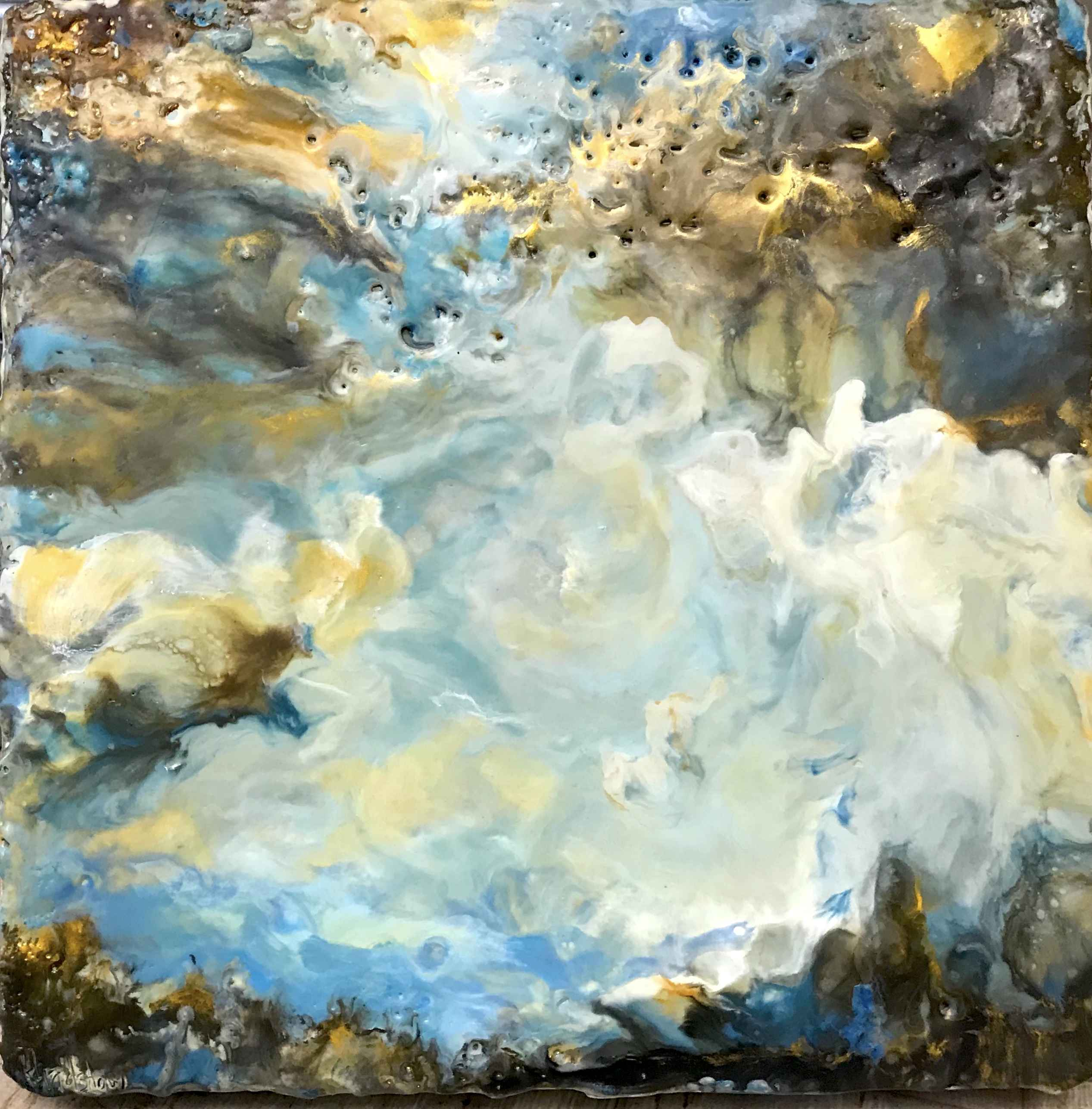 And the Heavens Smiled by  Kathy Bradshaw - Masterpiece Online