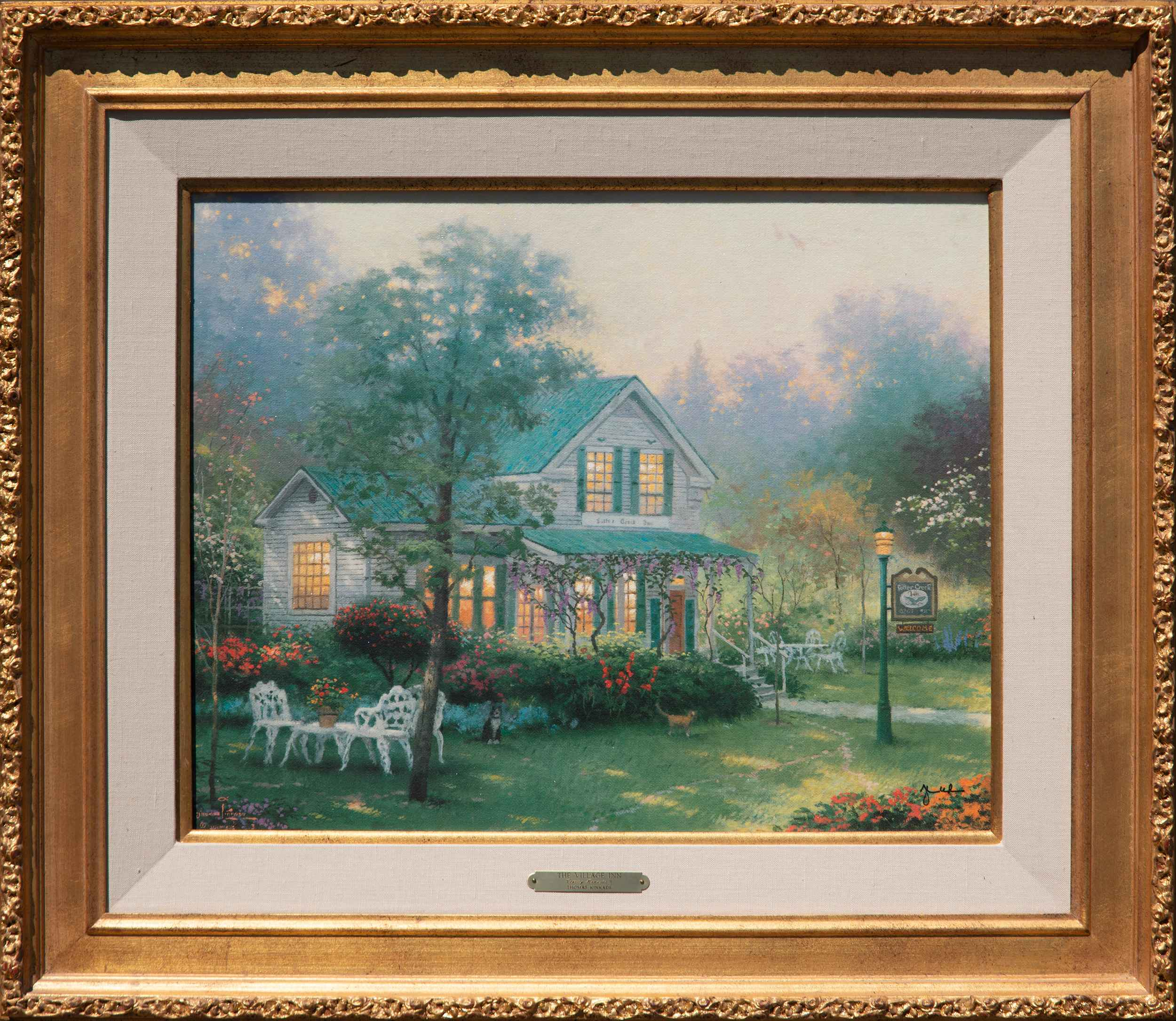 Kincade - The Village...  by  Resale Gallery
