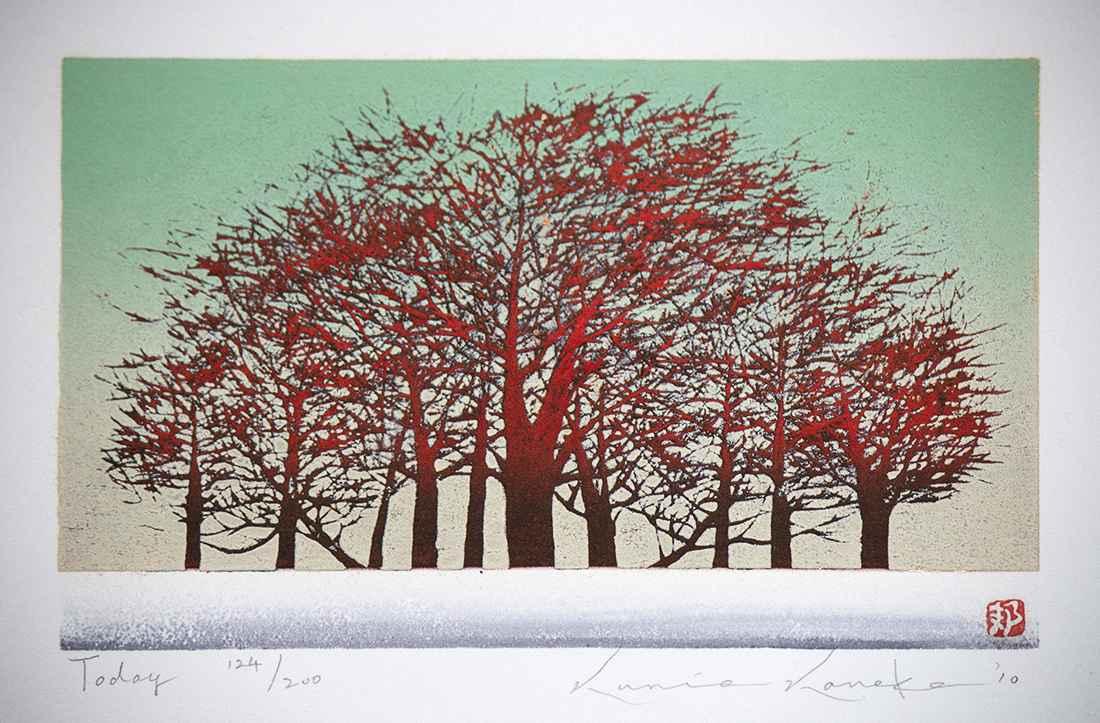 Today by  Kunio Kaneko - Masterpiece Online