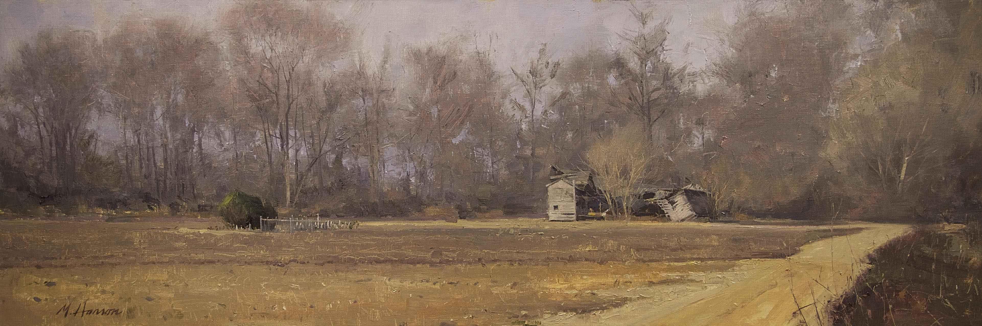 Ancestral Ground by  Marc Hanson, OPAM - Masterpiece Online