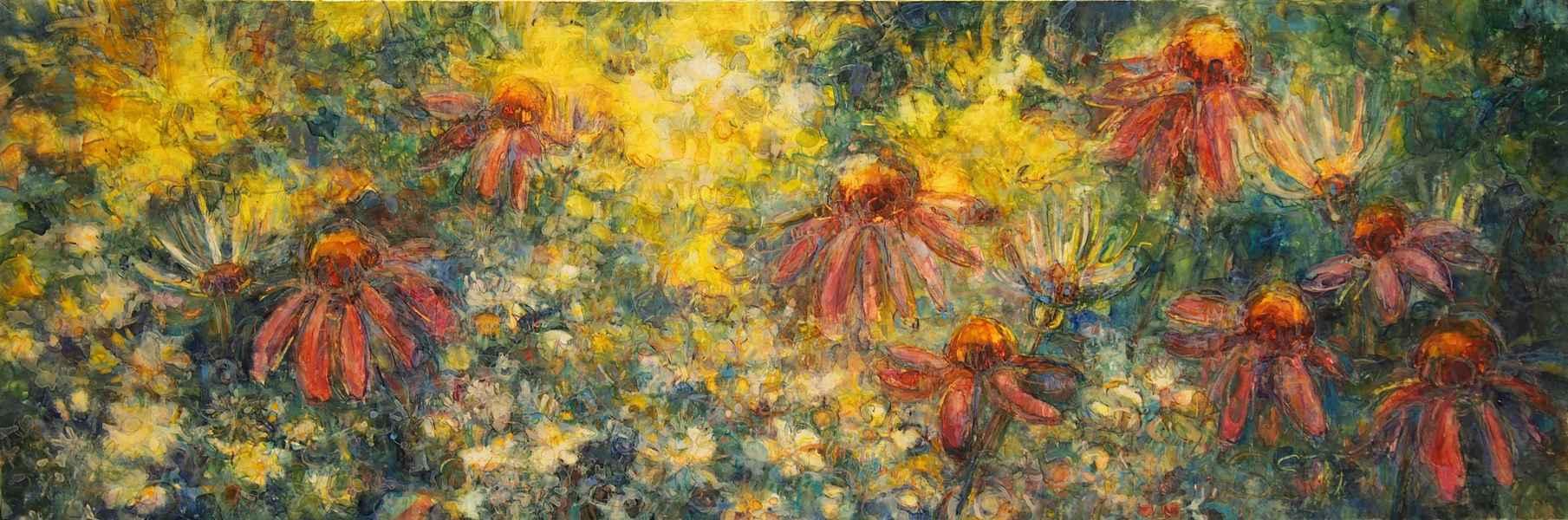 Garden Party by  Susan Wahlrab - Masterpiece Online