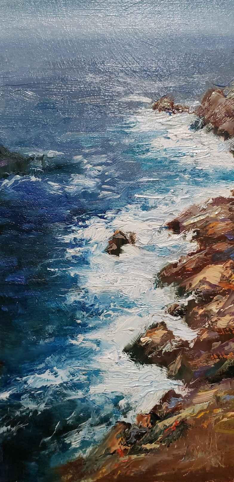 The Edge by Mr. Glen Hawkins - Masterpiece Online