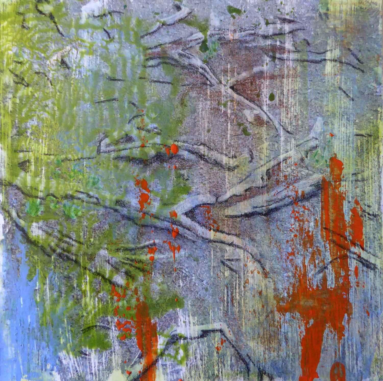 Racines II by  Valérie LUGON - Masterpiece Online