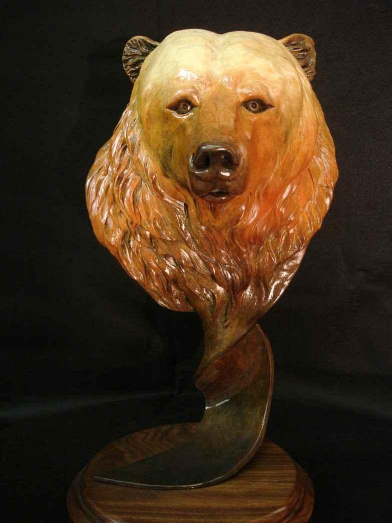 Brother Bear by  Karl Lansing - Masterpiece Online