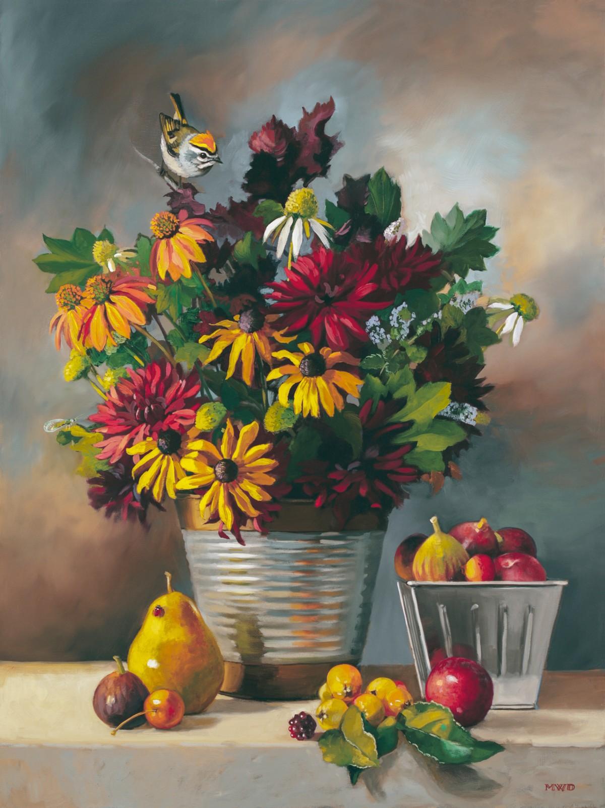Little Golden Bird an... by  Michelle Waldele - Masterpiece Online