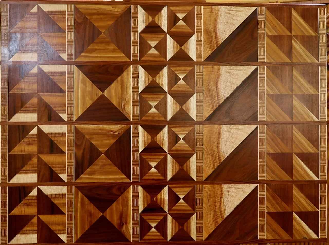 Koa Kapa Wall Art by  Winter Anderson - Masterpiece Online