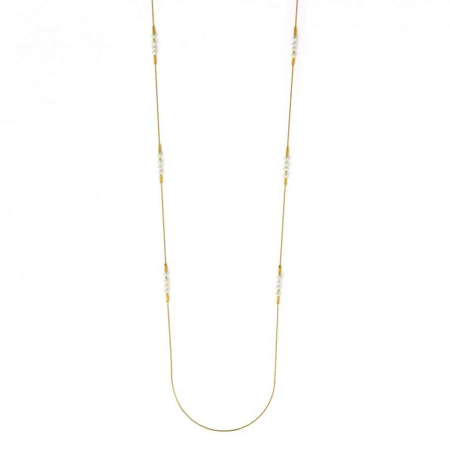 Anselon Pearl Necklace by  Bernd Wolf - Masterpiece Online