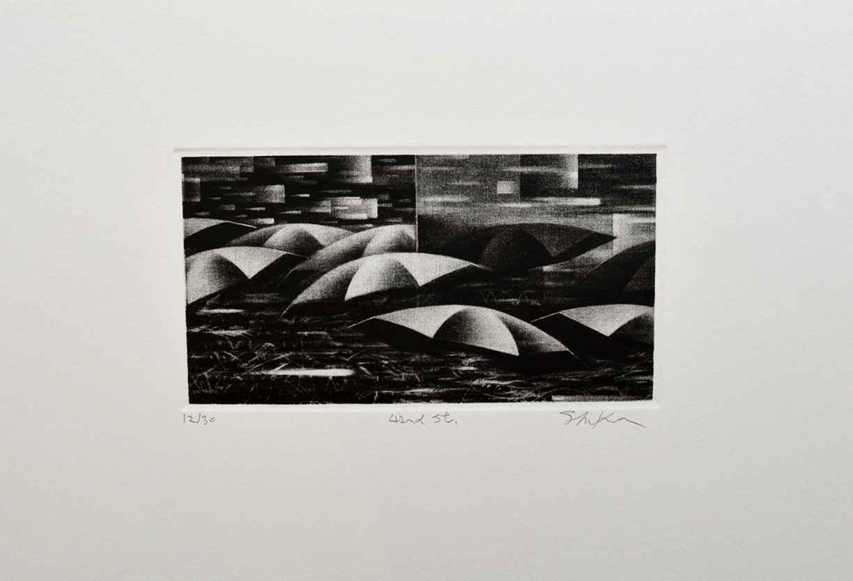 42nd St. by  Shigeki Kuroda - Masterpiece Online