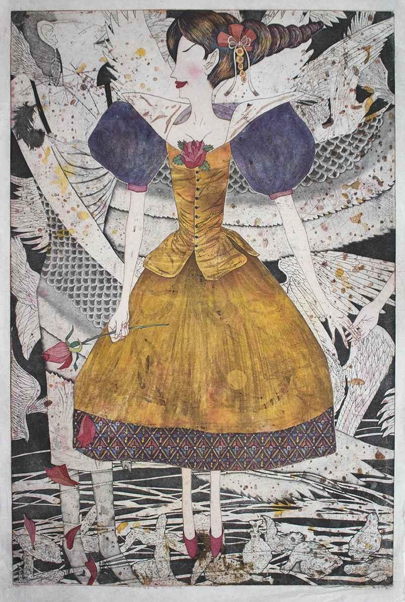 Wings of Wonder by  Yuji Hiratsuka - Masterpiece Online
