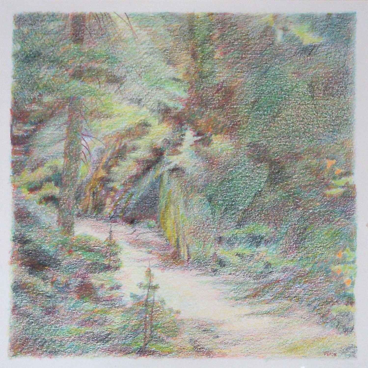 Wilderness Path by  Mike Pease - Masterpiece Online