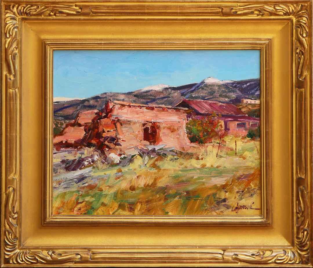 Jemez Pueblo Land by Mr. Walt Gonske - Masterpiece Online