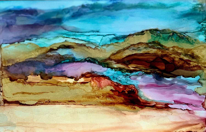 Desert Skies by  Susi Schuele - Masterpiece Online