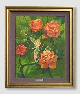 Tinker Bell's Garden ... by  Michael Humphries - Masterpiece Online