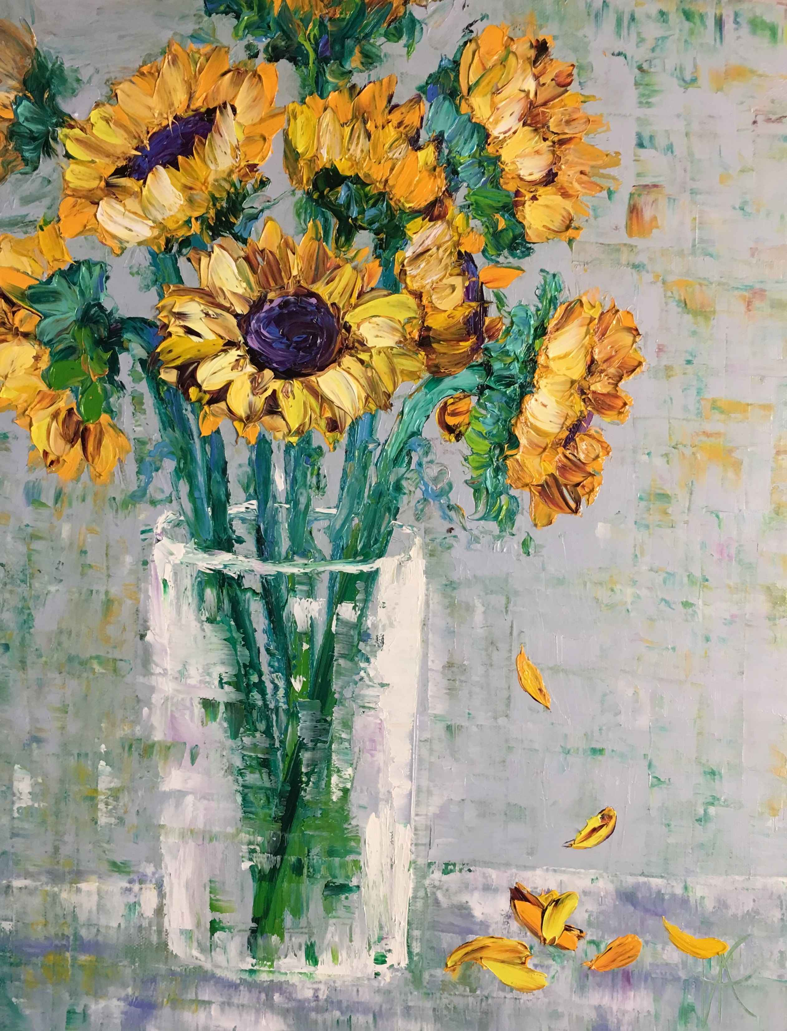 Sunflowers Revisited