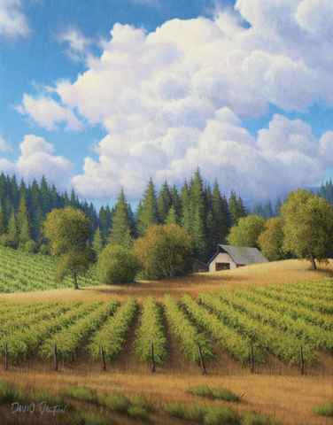 Near St. Helena by  David  Dalton  - Masterpiece Online