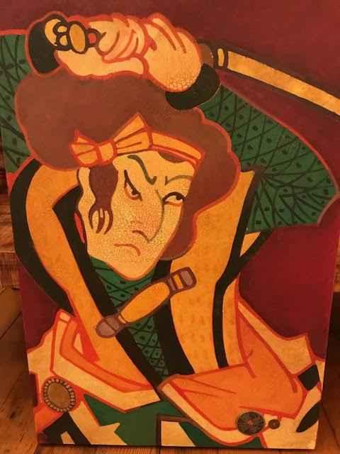 Sixth Warrior by  Darrell Hill (1941-2013) - Masterpiece Online
