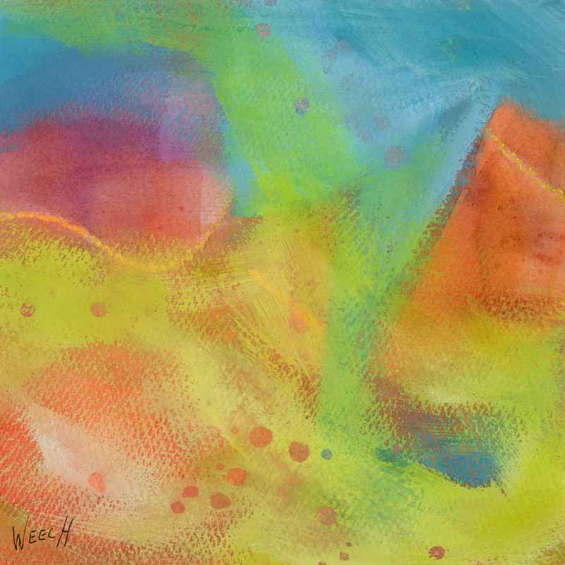 Lite Brite by  Paula Weech - Masterpiece Online