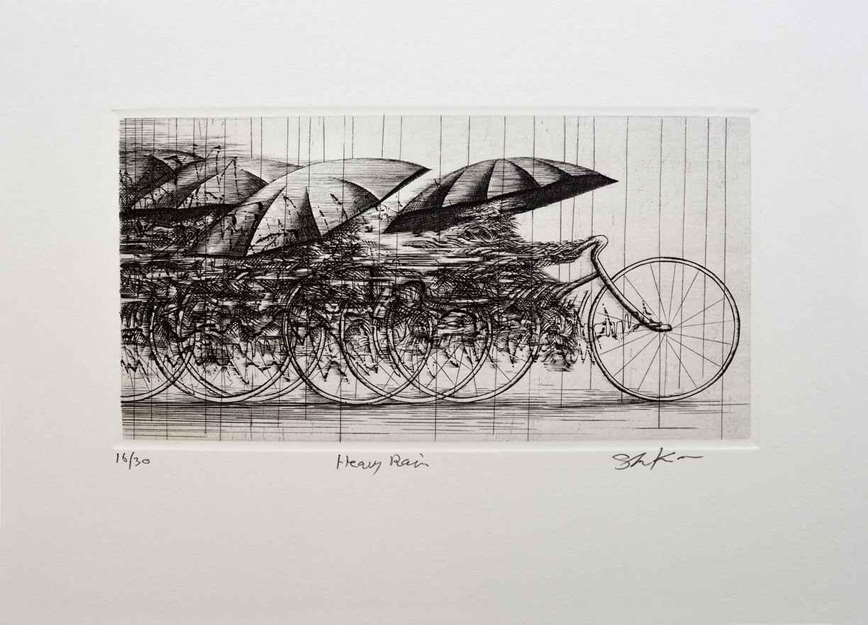 Heavy Rain by  Shigeki Kuroda - Masterpiece Online