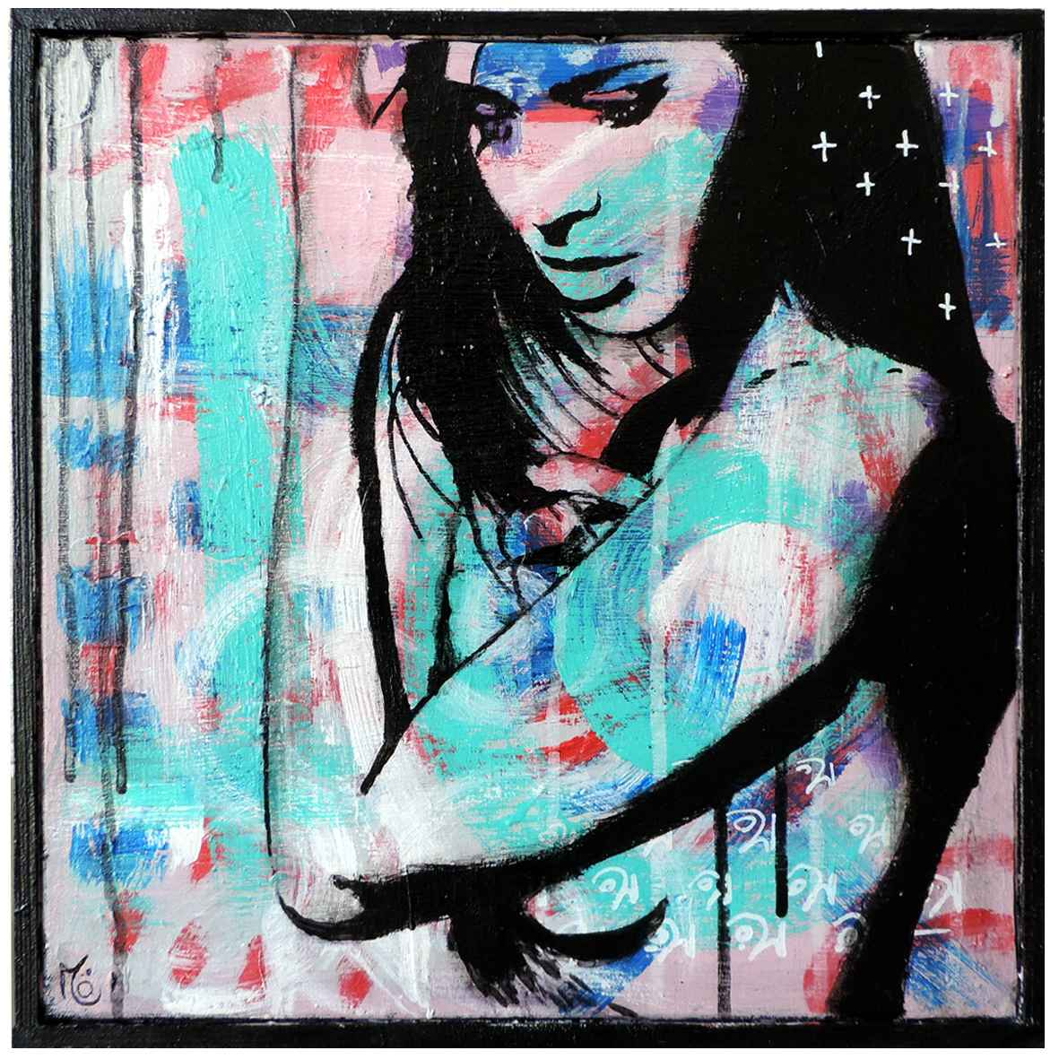 Blue body 1 by   MÖ - Masterpiece Online