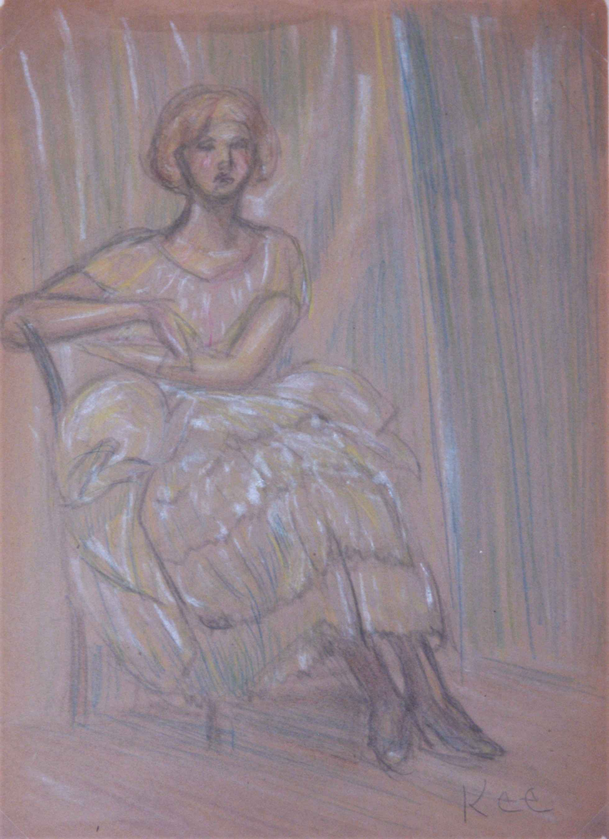Unknown ( Debutante) by  Bue Kee - Masterpiece Online