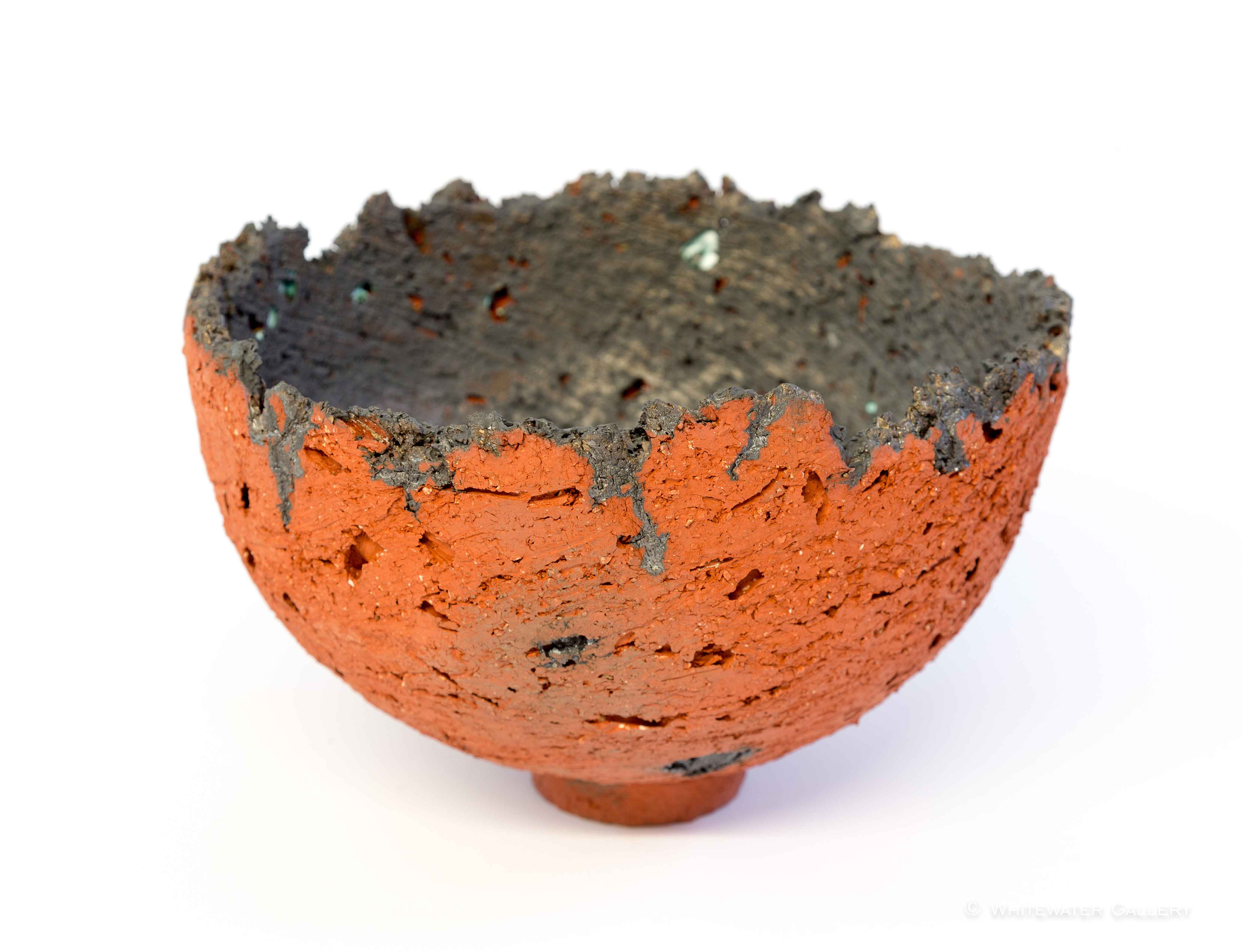 Volcanic Bowl II by  Paula Downing - Masterpiece Online
