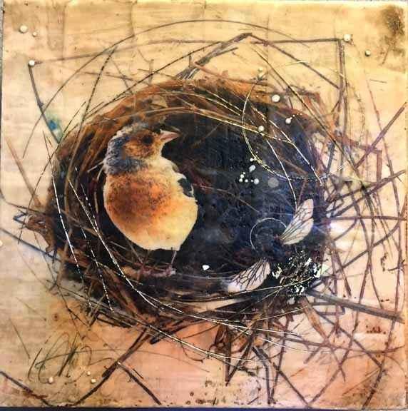 Circle Game by  Lyn Belisle - Masterpiece Online