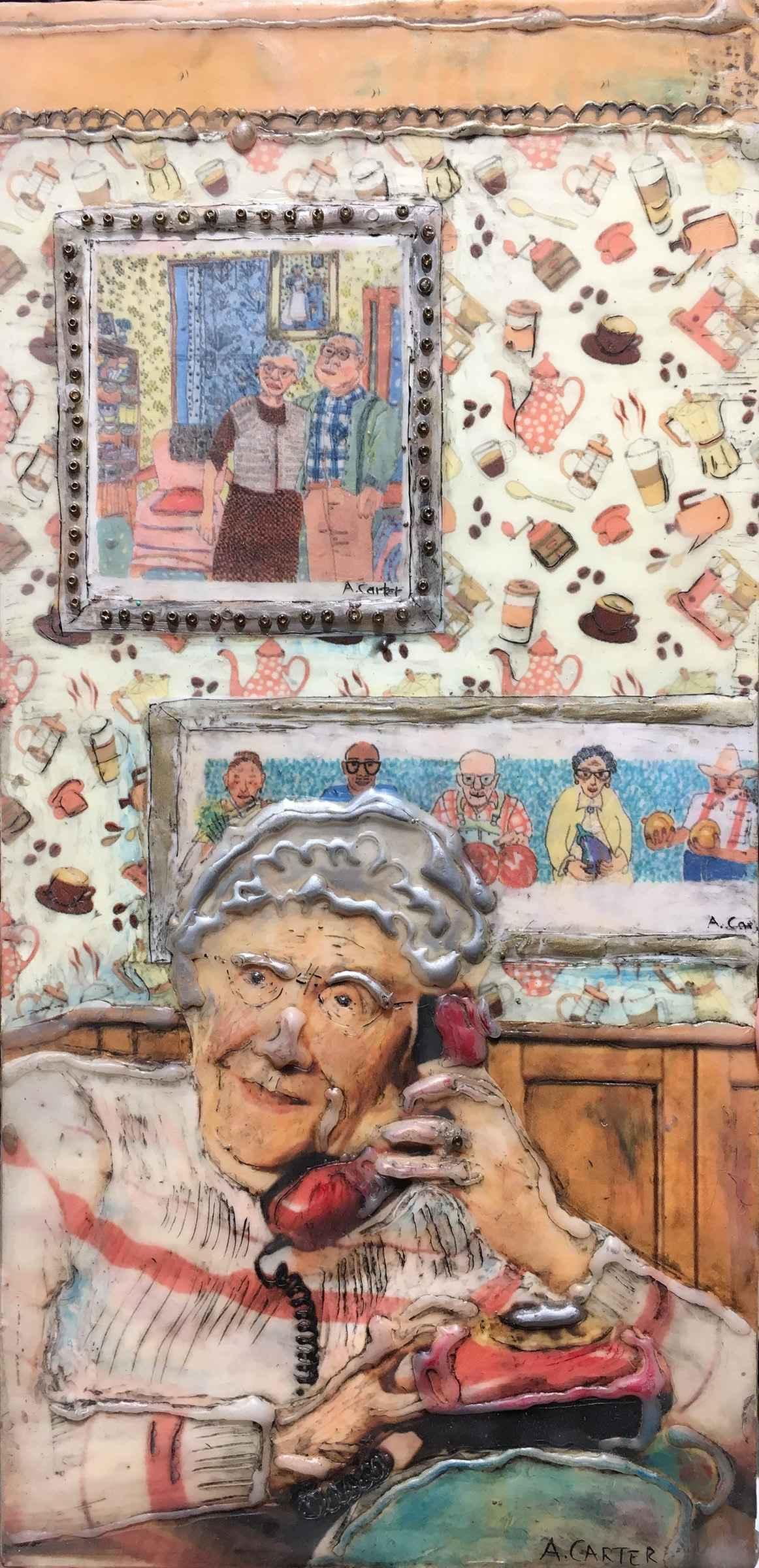 Heidi Hears All by  Ann L. Carter - Masterpiece Online