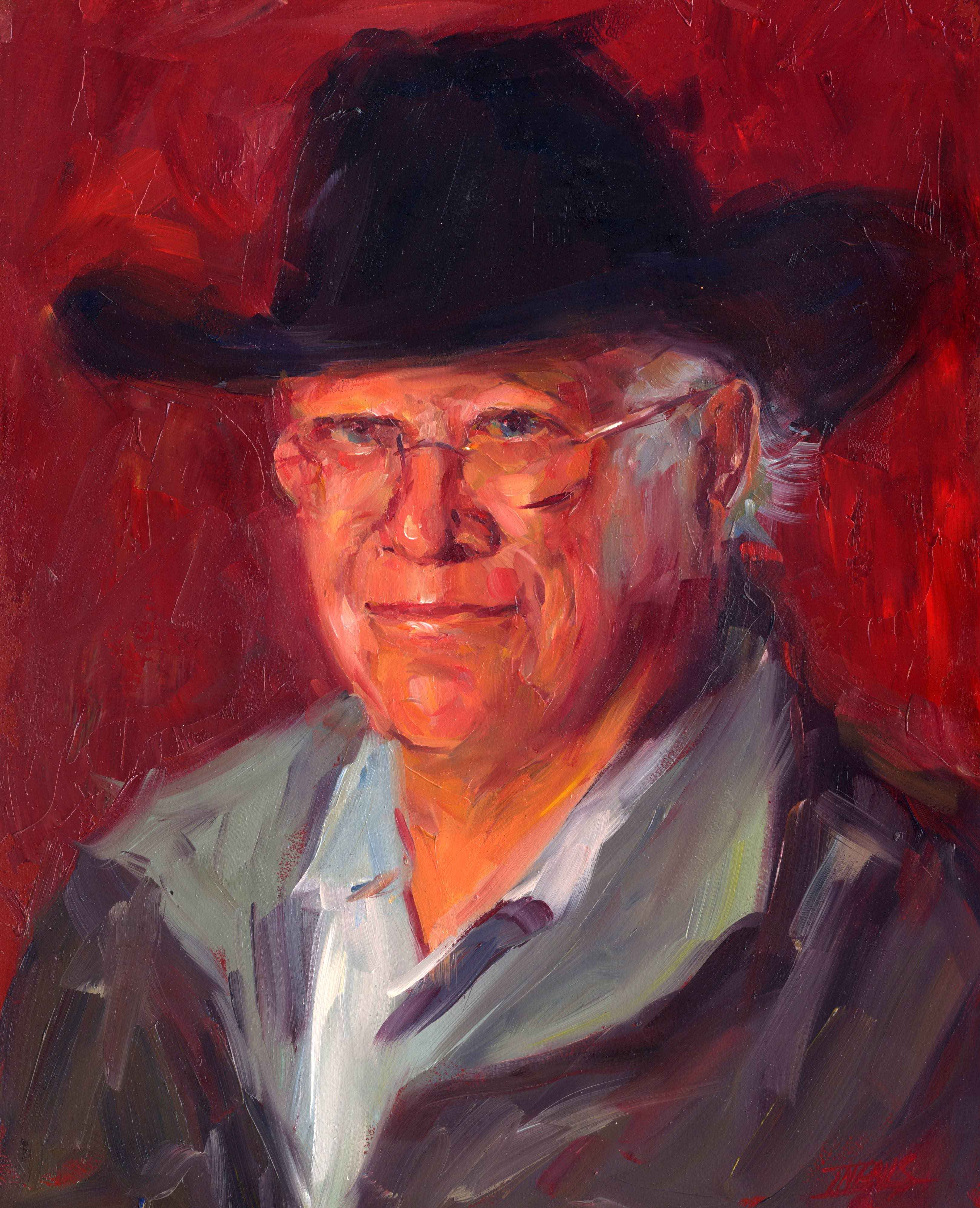 Ted S by  Pam Ingalls - Masterpiece Online
