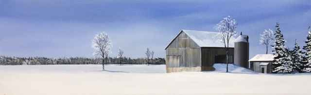 Morning Frost by  Janet Liesemer - Masterpiece Online