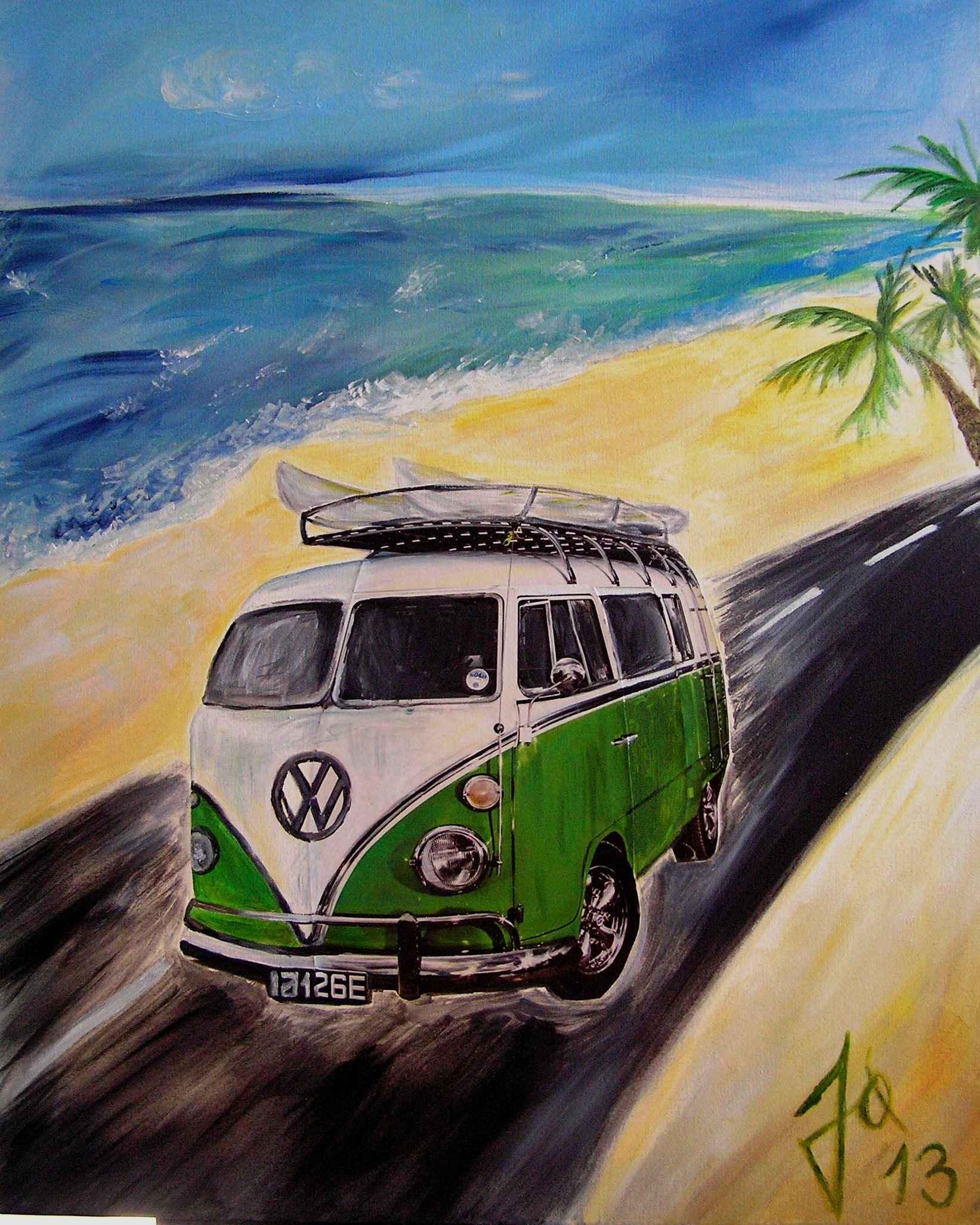 Gone Surf by Mme Ioana JITARU - Masterpiece Online