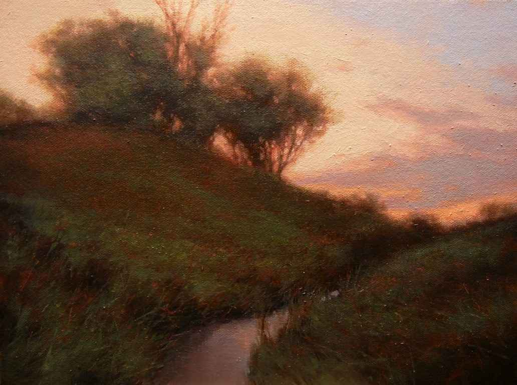 Over The Hill by  Darlou Gams - Masterpiece Online