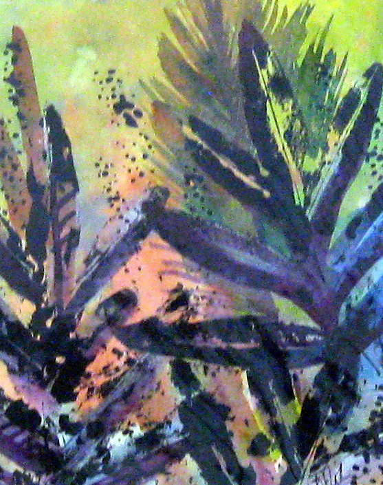 Forest Leaves by Ms. Margaret Rodriguez - Masterpiece Online