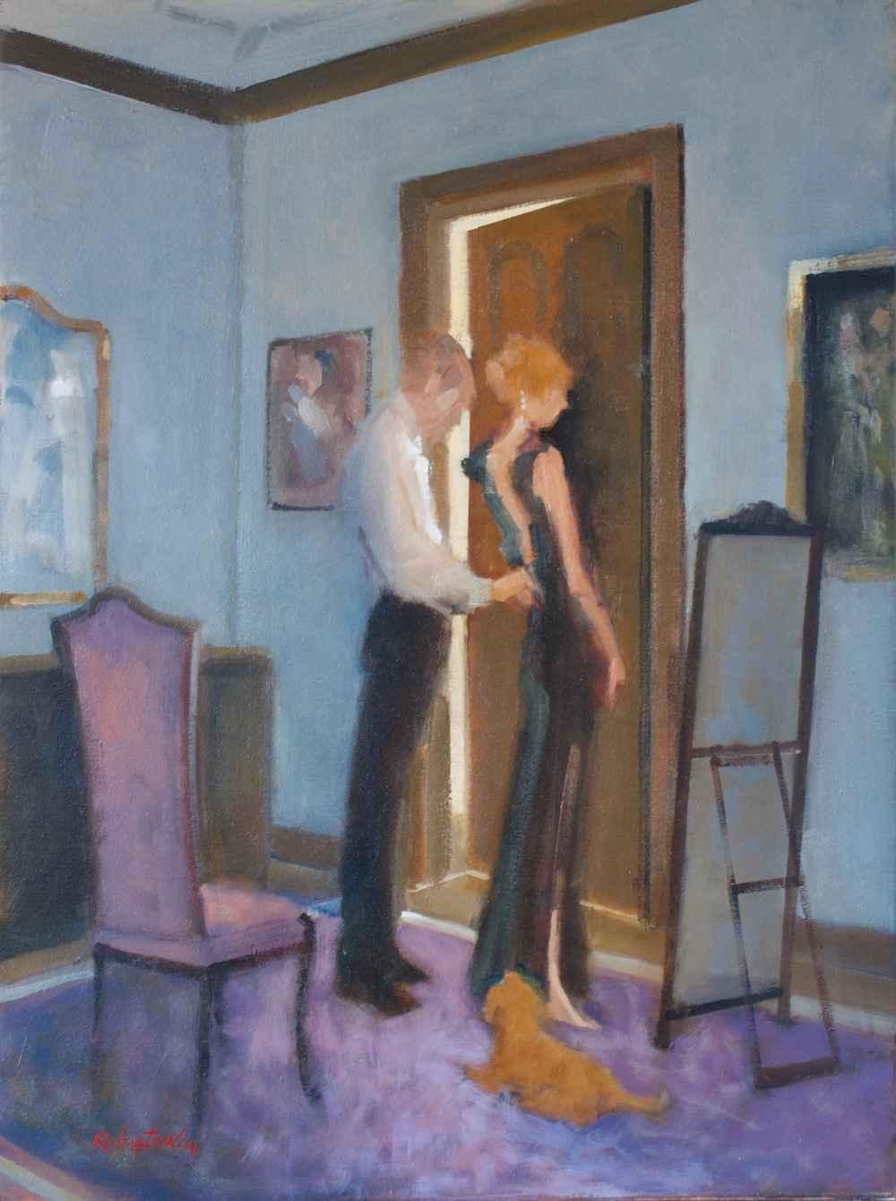A Little Assistance by  James Kubiatowicz - Masterpiece Online