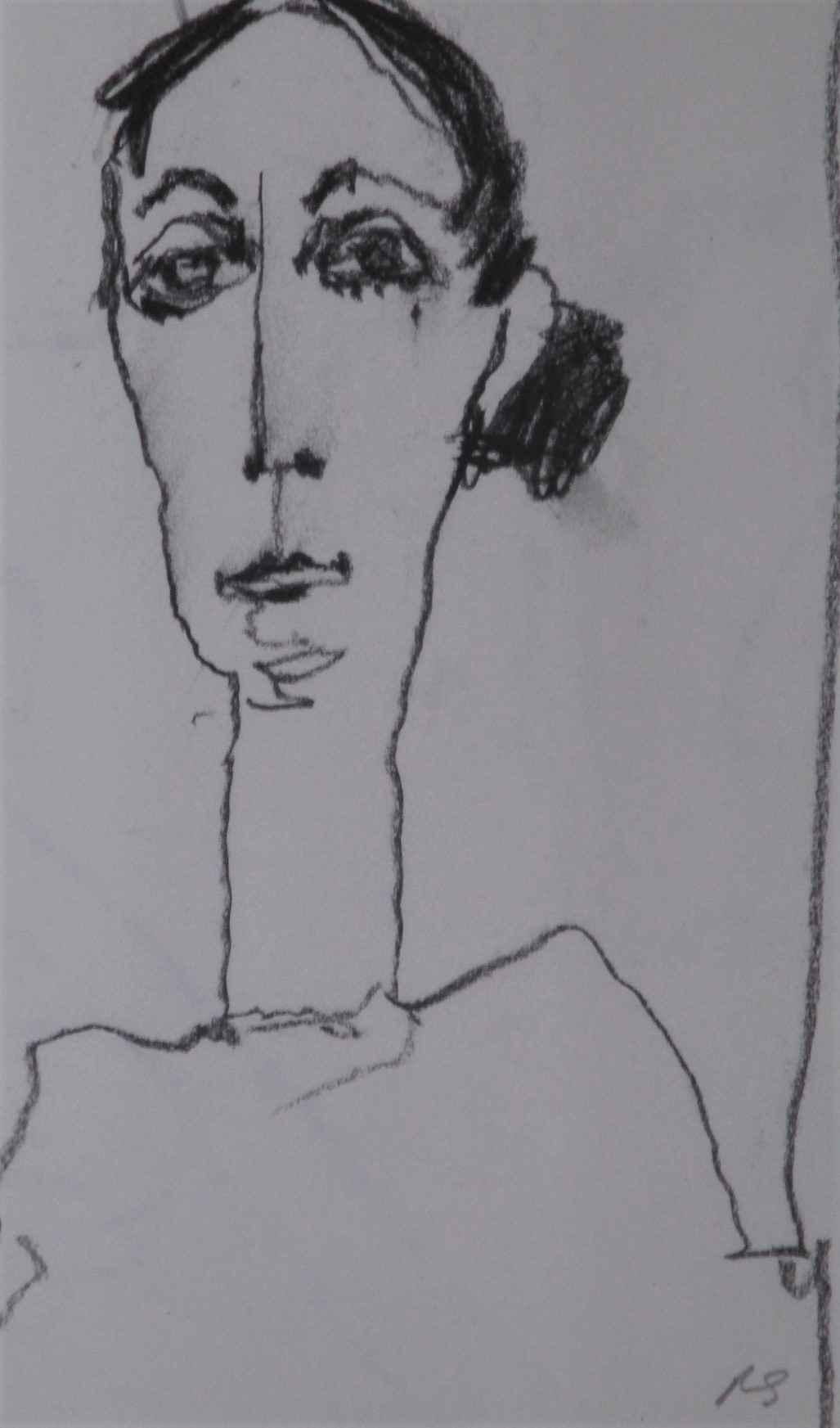 Woman Portrait by  Robert Schlegel - Masterpiece Online