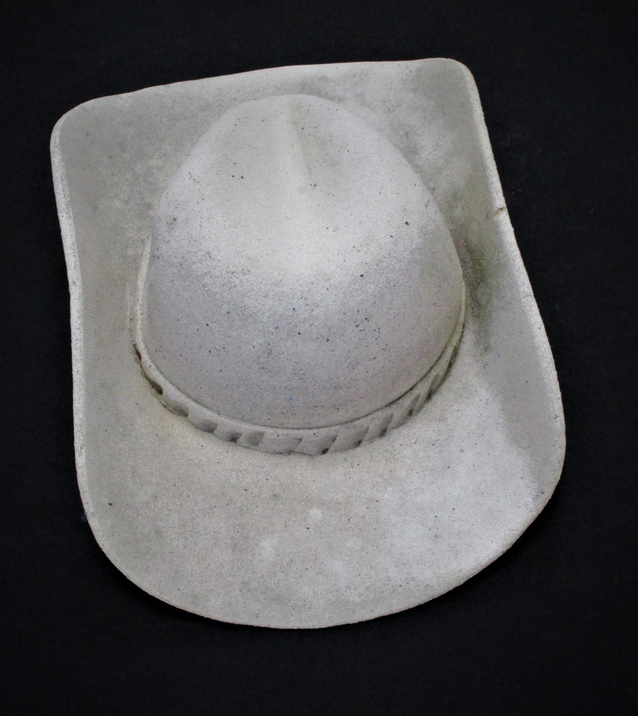 White Cowboy Hat by  Katy McFadden - Masterpiece Online