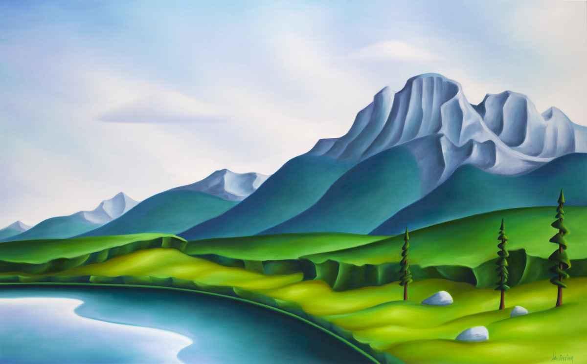 Angel's Breath by  Dana Irving - Masterpiece Online