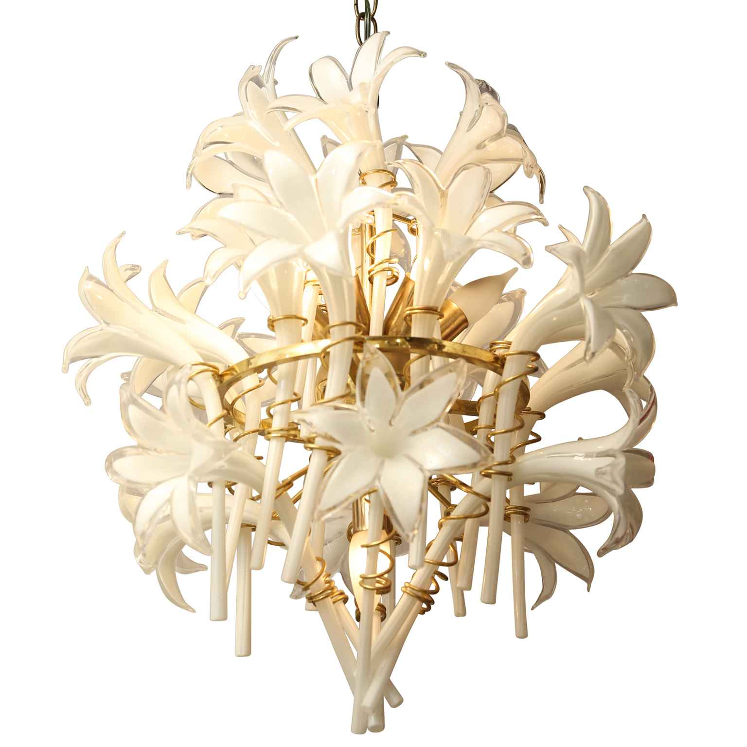 Vintage Murano Lilly ... by  Italian  - Masterpiece Online