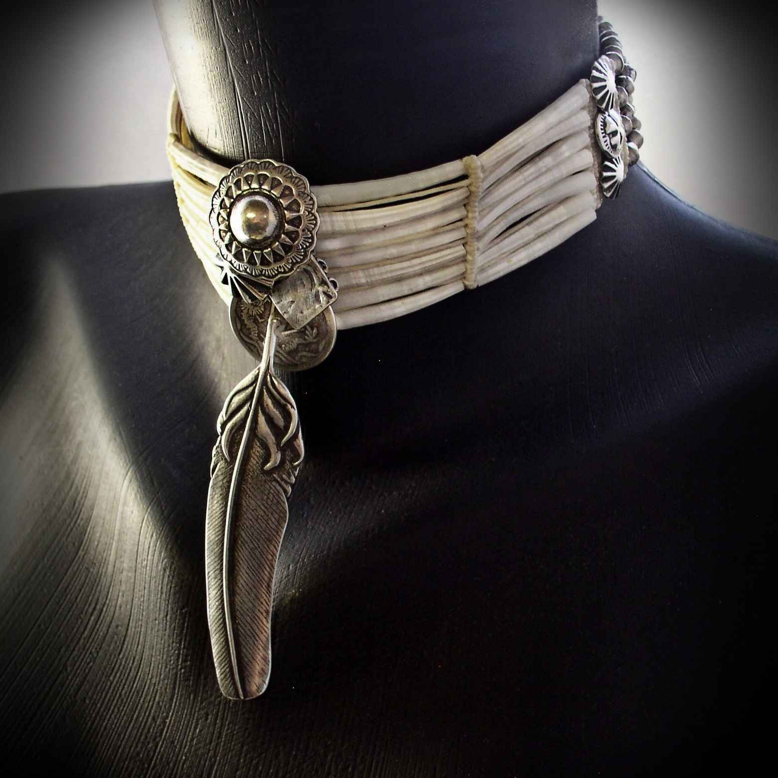 Choker from the Sea by  Mummy's Bundle - Masterpiece Online