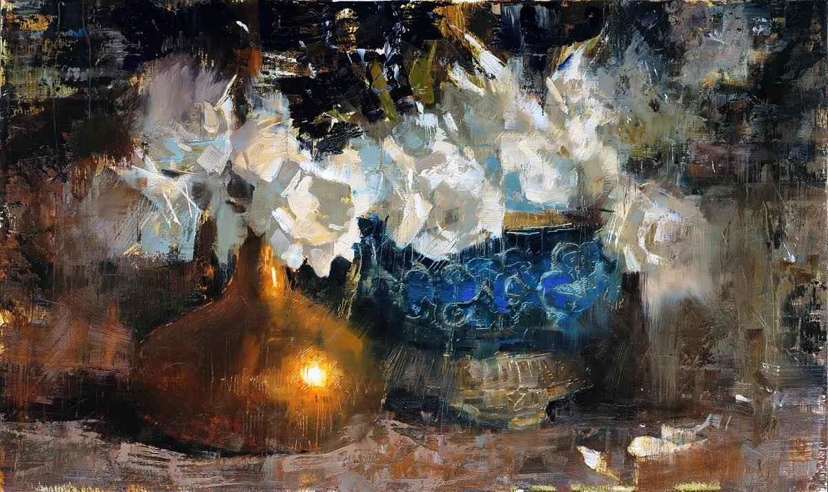 Elegant Arrangment by Mr. Jerry Markham - Masterpiece Online