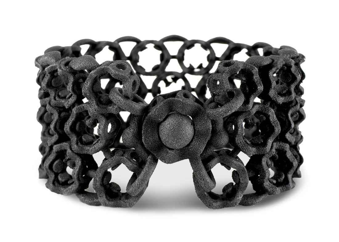 Lattice Bracelet by   Metallicity Jewellry Design - Masterpiece Online