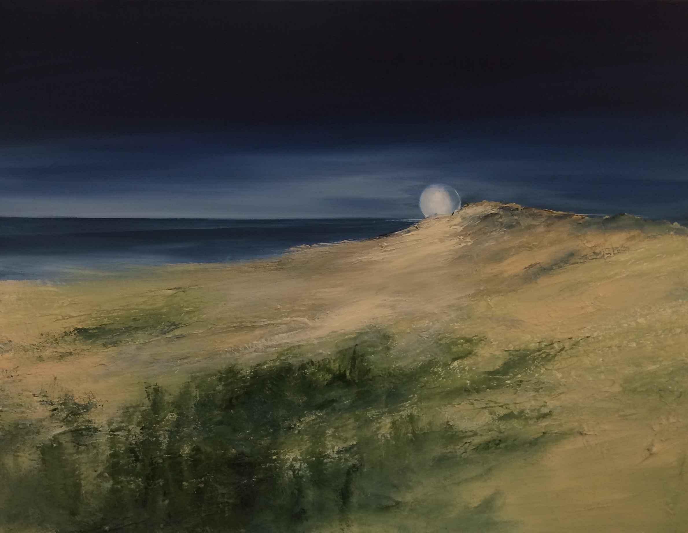 Moon River by  Steve Lyons - Masterpiece Online